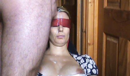 EroticaX 2 cô gái tóc vàng trên một xem phim sec gai gia khổng lồ dương vật