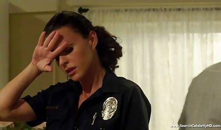 Karlee Grey được Lan can và đánh dấu phim sec phi cong tre khi BANG của cô ấy! Thử vai